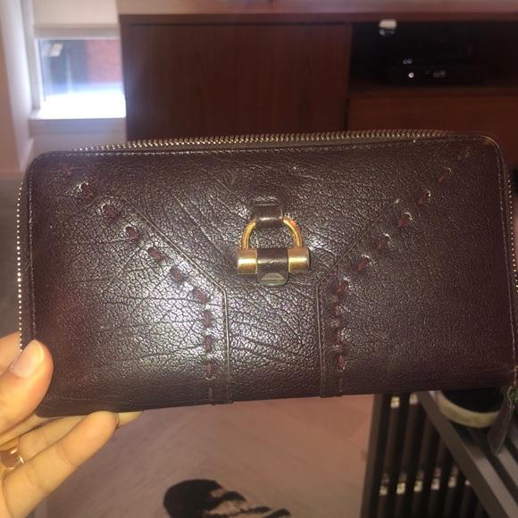 Saint Laurent Handbags - Saint Laurent Muse Yves Wallet
